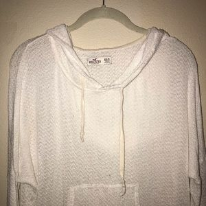 Off White Slouchy Sweater